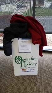 Operation Holiday Donation Box