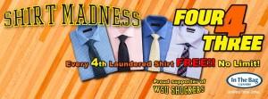 shirt madness