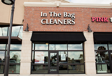 Welcome To In The Bag Cleaners