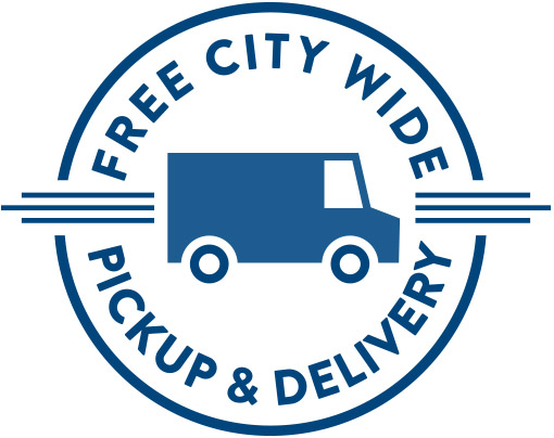 Free City Wide Pickup & Delivery
