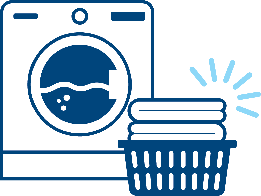 Wash, Dry & Fold